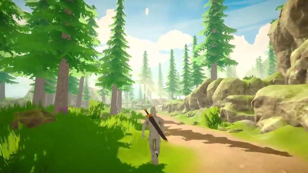 Unity Asset Store Pack - Fantasy Adventure Environment (Download link below)