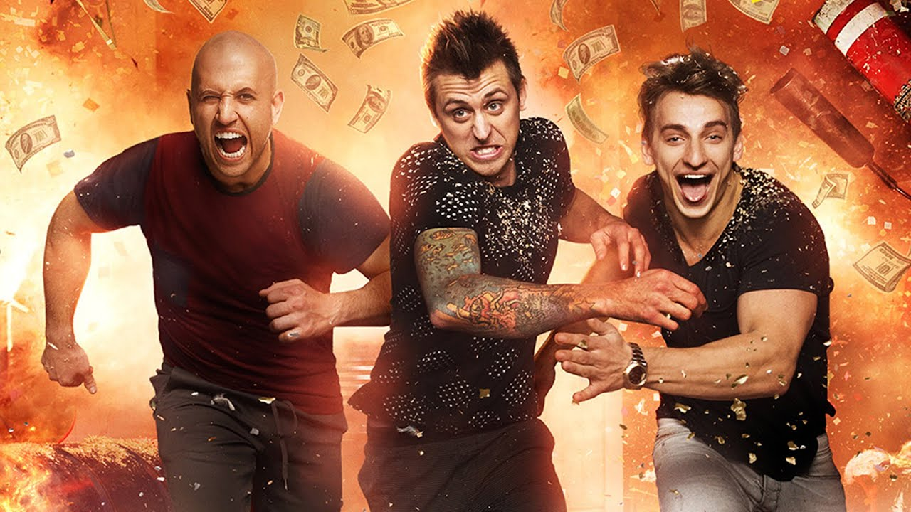 Download OFFICIAL Natural Born Pranksters MOVIE TRAILER!!