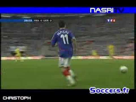 Samir Nasri Compilation (By Christoph)