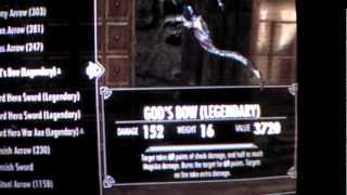 Skyrim..how to name your own weapons