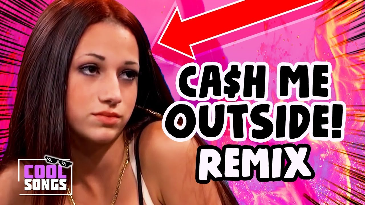 Bhad Bhabie Cash Me Outside Trap REMIX
