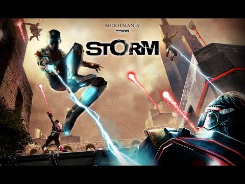 ShootMania Storm [PC] - Gameplay in HD - Kill Compilation  