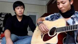 Nhìn Lại - Trung Quân Idol (Acoustic cover by LKT)