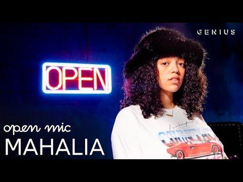 "Mahalia ""Grateful"" (Live Performance) | Open Mic"