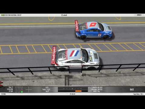 Audi TT Sport Cup 2015 for rF2 by edenM |