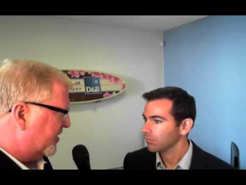 Jeff Stibel, Chairman and CEO of Dun & Bradstreet Credibility Corp.