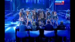 Большие танцы (Нижний Новгород, Everybody Rock Your Body)