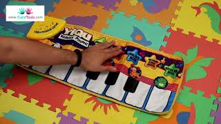 Baby Piano Music Playmat For Your Baby