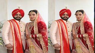 {Live} Jaskarandeep Singh Weds Simran Kaur