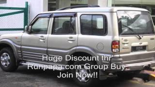 Mahindra Scorpio Pickup, Mahindra Scorpio Automatic Review