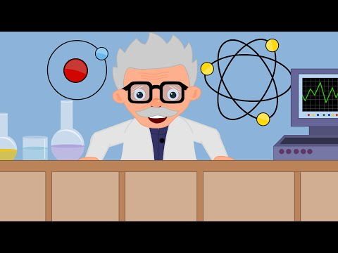 Five Mad Scientists | Cartoon Videos For Toddlers | Nursery Rhymes For Children by Kids Tv