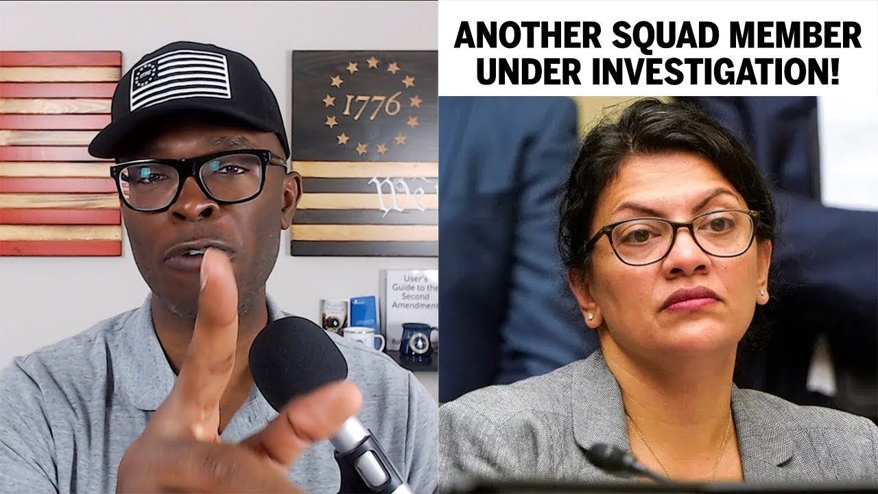 ABL Rashida Tlaib *Allegedly* STOLE MONEY From Her 2018 Campaign!