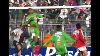 Nîmes 3-2 ASSE - 32e de finale de la Coupe de France 2004-2005
