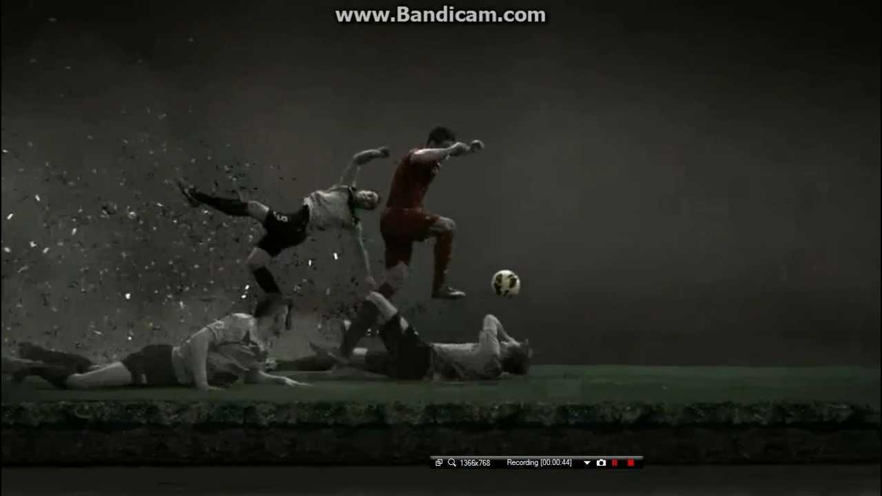 Nike Football  Cristiano Ronaldo leaves a Vapor Trail - YouTube e7a0cc055
