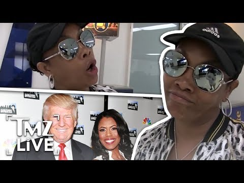 Vivica A. Fox: Omarosa Who?! | TMZ Live