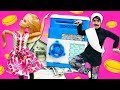 Barbie ile Hindistan dansını öğreniyoruz! Kuklalarla komik video!