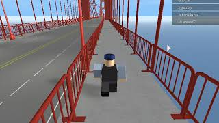 Roblox World Expedition: San Francisco, California