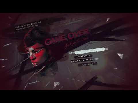 Dishonored®: Death of the Outsider™ - Chapter 3 The Bank Job part 4 (Includes Vault Code)