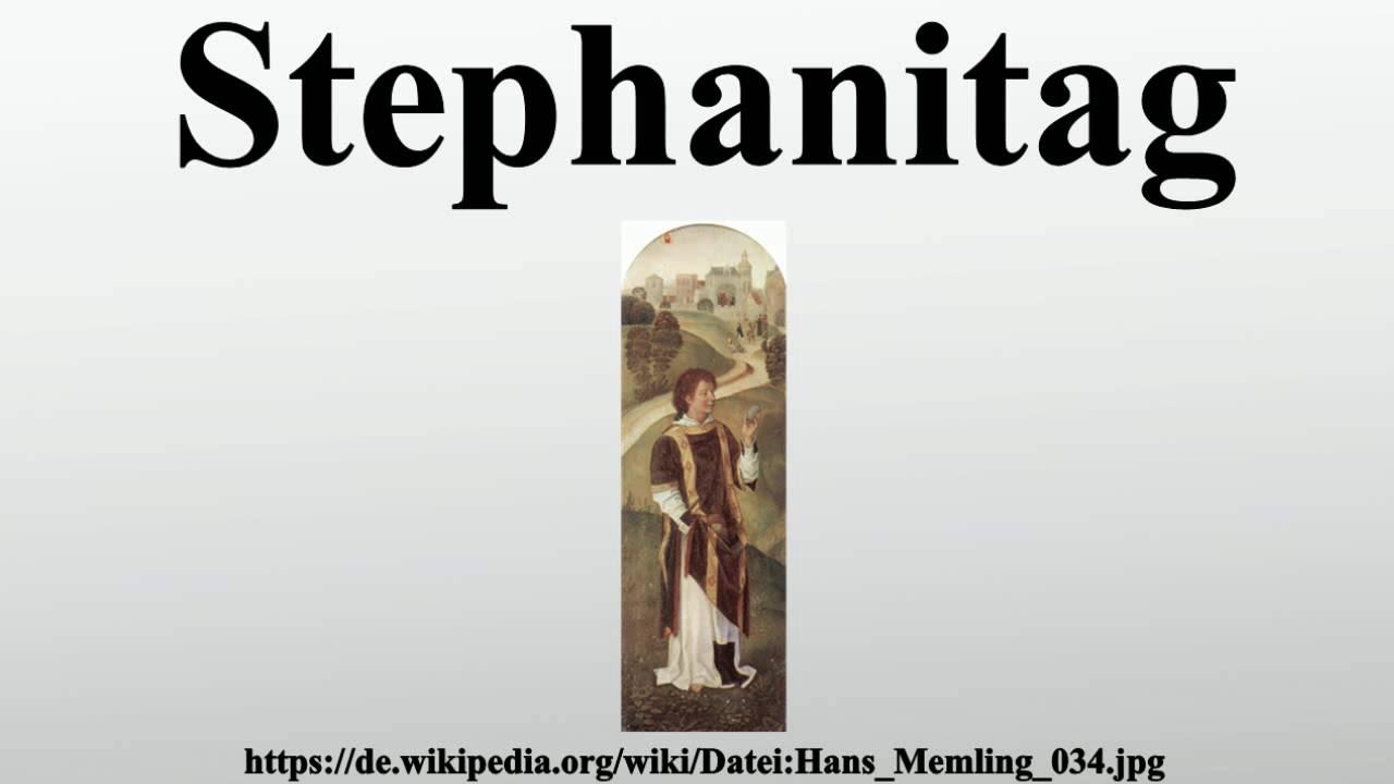 Stephanitag