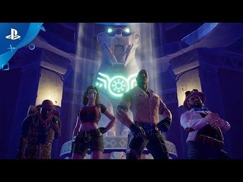 Jumanji: The Video Game - Gameplay Trailer | PS4