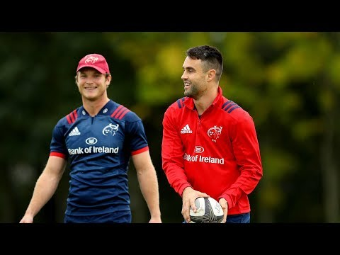 Conor Murray's future now firmly with Munster and Ireland