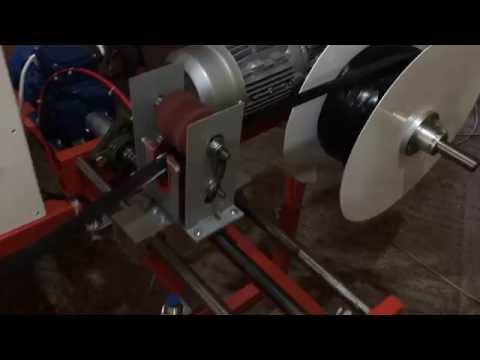 видео: Оборудование для перемотки ленты капельного полива