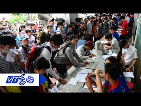Không còn chuyện ngày cuối cùng nộp hồ sơ xét tuyển | VTC