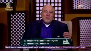 الشيخ خالد الجندي يرد على مهاجمي الدكتور سعد الدين الهلالي