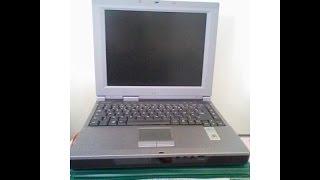 Packard Bell Easynote VX Password problem