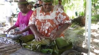 LIFOU, New Caledonia MELANESIAN EXPERIENCE tour with K&J South PACIFIC CRUISE JAN 2017 NOORDAM