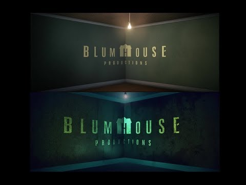 Blumhouse Productions logos [+ non horror version] (2012)