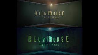 Blumhouse Productions logos [+ non horror version] (2012)