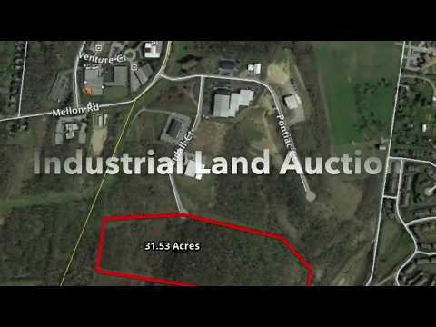 Industrial Land Auction, Westmoreland County Pennsylvania