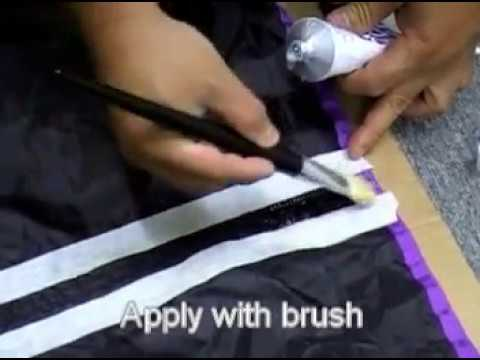 Seam sealing DIY & Seam sealing DIY - YouTube