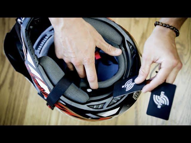 Syphon Sound System - Helmet Speakers