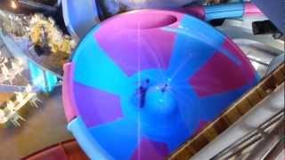 Galaxy Erding - Space Bowl (Trichterrutsche)