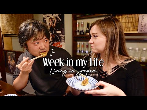 Week in my Life 🍡 Living in Rural Japan