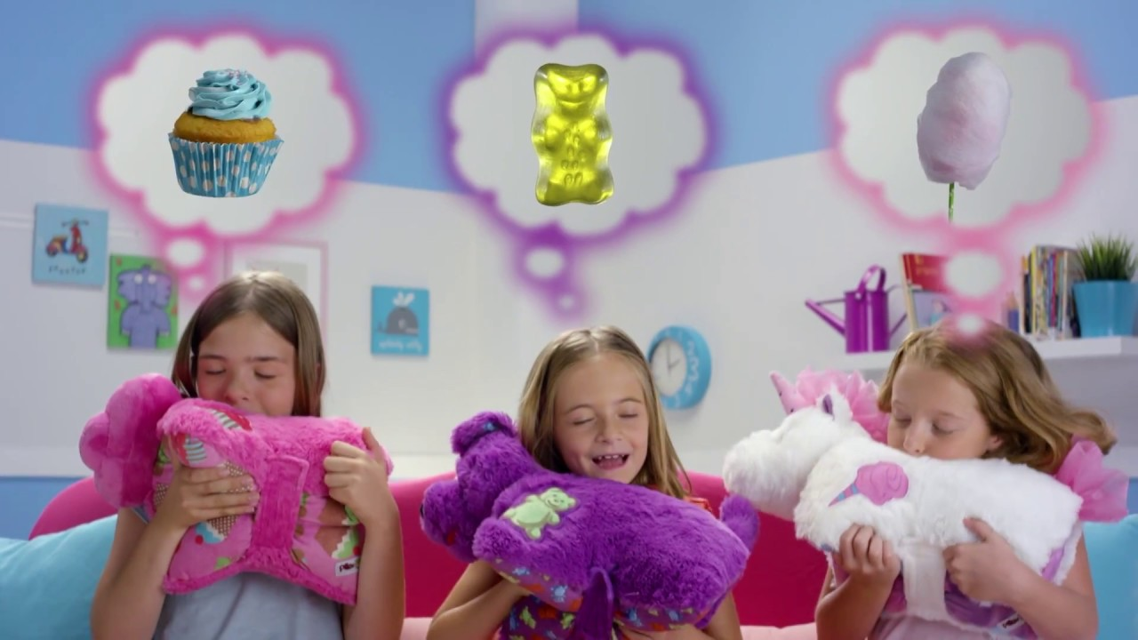 Scented Pillow Pets Official TV Advert 2017 20