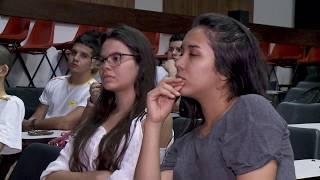 Estudantes se preparam para o ENEM 2017
