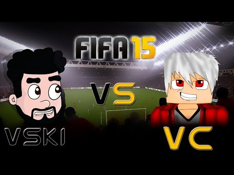FIFA 15 - VSKI VS VC ! TIAGOVSKI VS NIGHTMAREVC ! #HARD