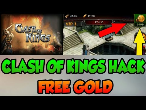 Clash Of Kings MOD APK Download Unlimited Money Coins Gold Latest Version No Root Android IOS 2019