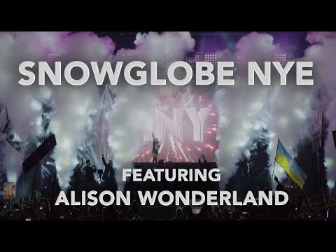 SnowGlobe NYE (2017) featuring Alison Wonderland