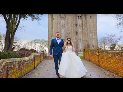 Becki & Bens Wedding | Headingham Castle, Essex.