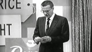 (1960) Bill Cullen Price Is Right 1-27-60