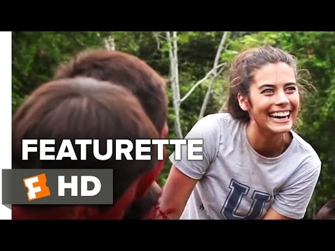 The Green Inferno Featurette - Lorenza Izzo (2015) -  Ariel Levy, Aaron Burns Movie HD