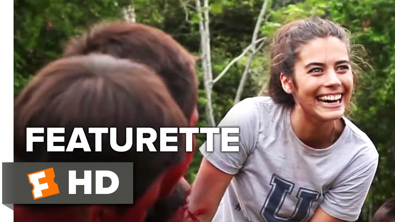 The Green Inferno Featurette Lorenza Izzo 2015 Ariel Levy Aaron Burns Movie Hd