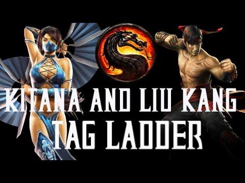Soulcalibur V - Liu Kang vs Kitana   Doovi