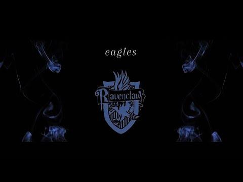 eagles; {ravenclaw house}
