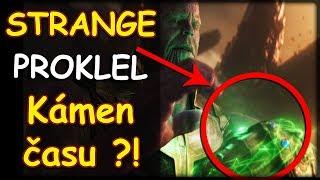 TEORIE: Doctor Strange PROKLEL Kámen času !
