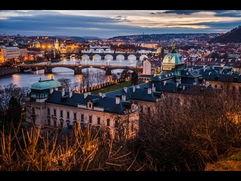 Classical Movements Presents Prague Summer Nights: Young Artists Music Festival